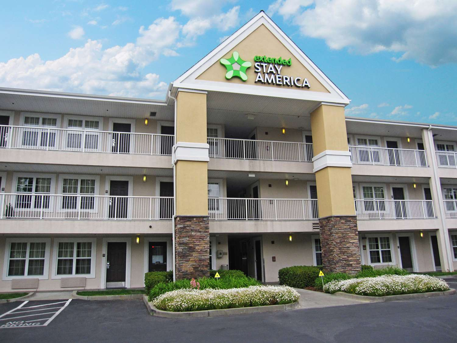 Exterior view - Extended Stay America Hotel South Santa Rosa