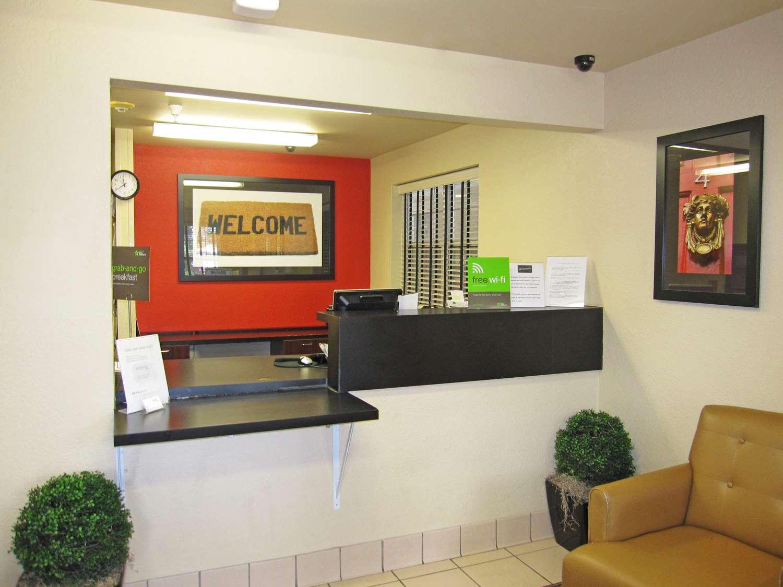 Lobby - Extended Stay America Hotel South Santa Rosa
