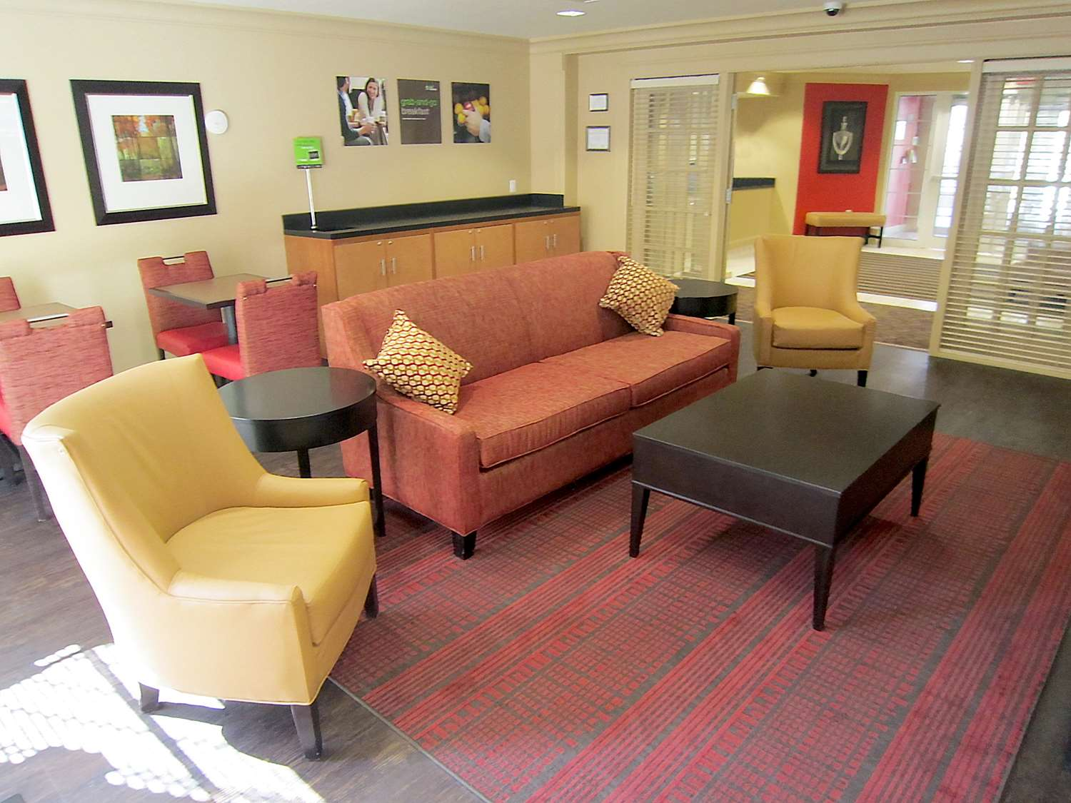 Restaurant - Extended Stay America Hotel Main Street Westborough