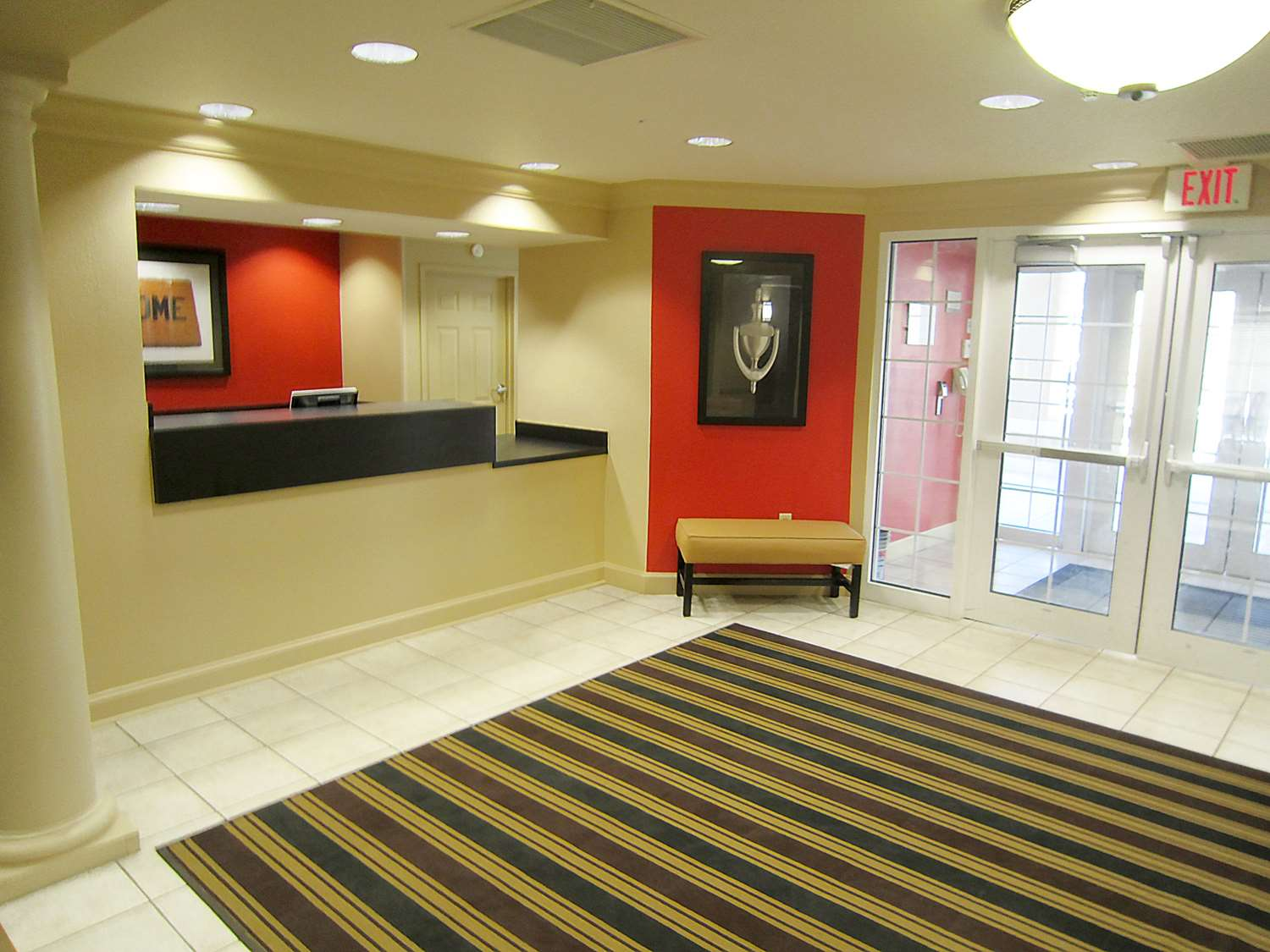 Lobby - Extended Stay America Hotel Main Street Westborough