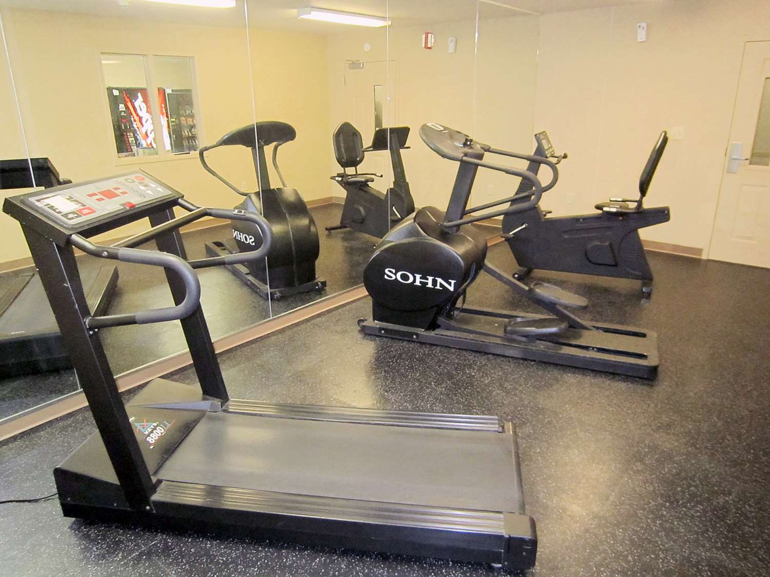 Fitness/ Exercise Room - Extended Stay America Hotel Main Street Westborough