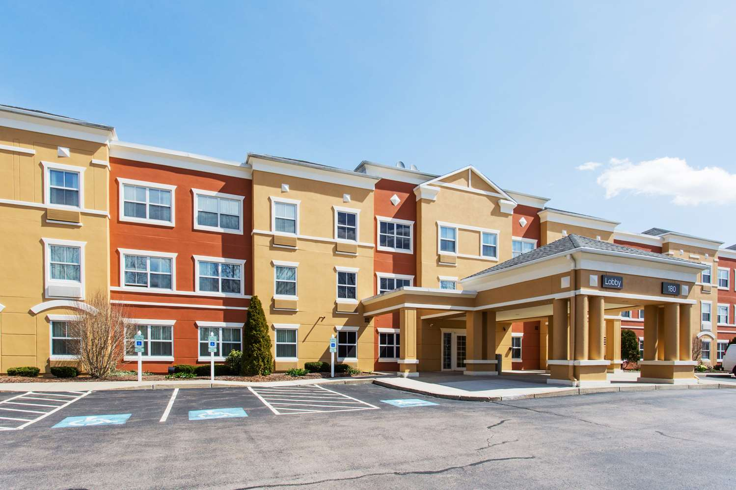 Exterior view - Extended Stay America Hotel Main Street Westborough