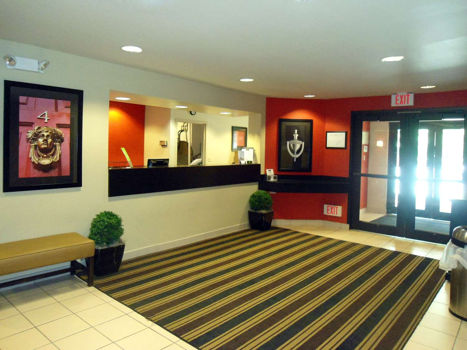 Lobby - Extended Stay America Hotel Connector Road Westborough