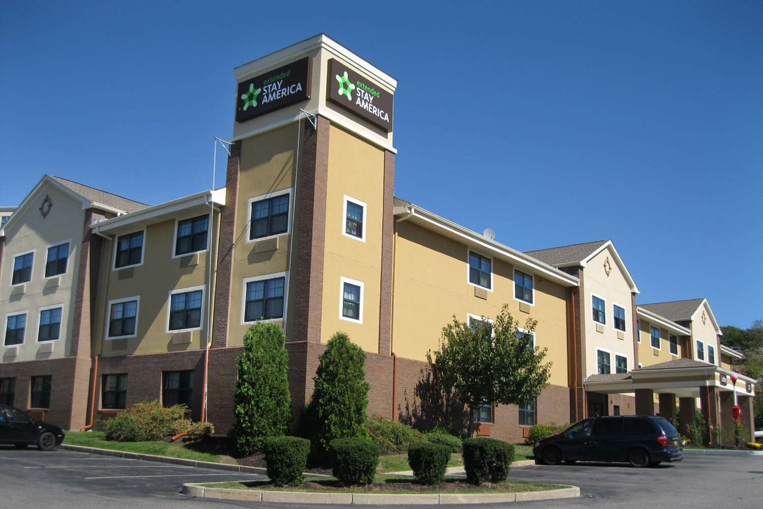 Exterior view - Extended Stay America Hotel Braintree