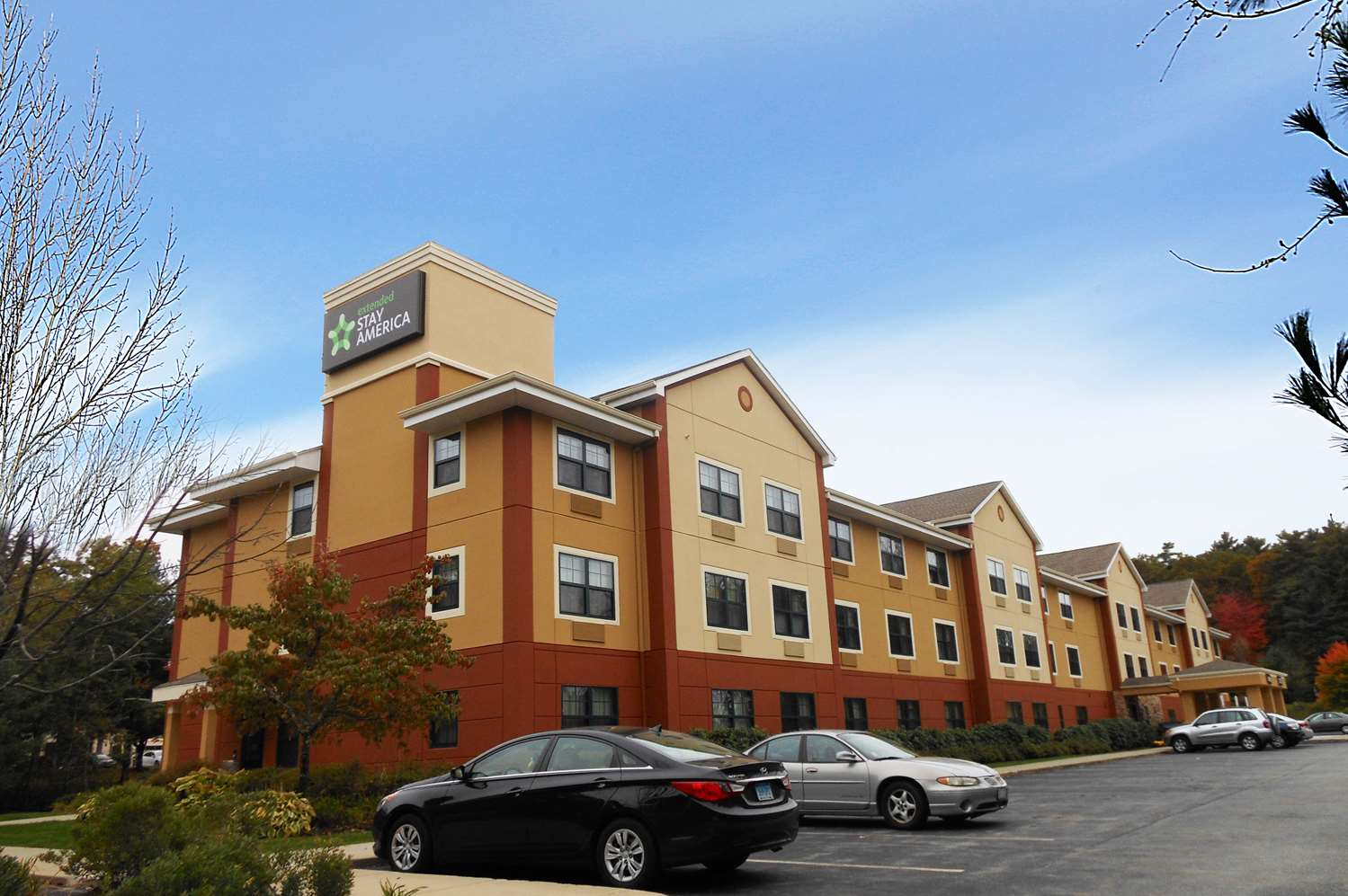 Exterior view - Extended Stay America Hotel Nashua