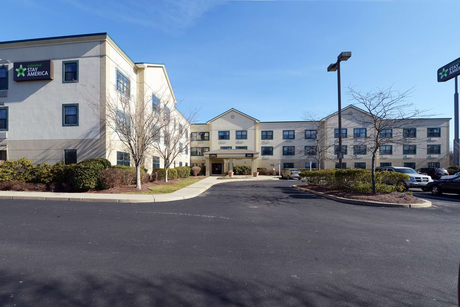 Exterior view - Extended Stay America Hotel Warwick