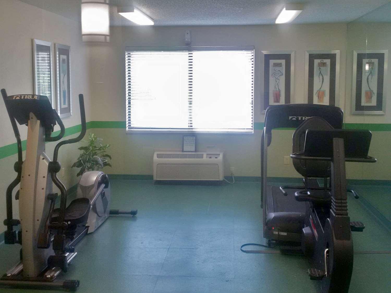 Fitness/ Exercise Room - Extended Stay America Hotel Daytona Beach
