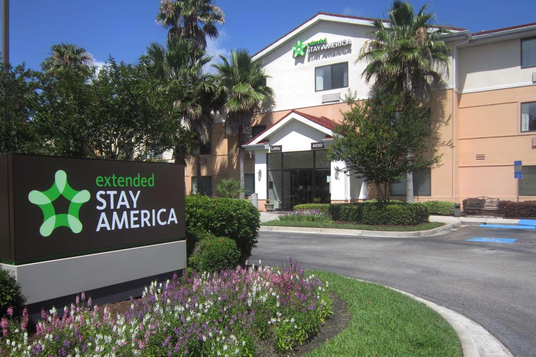 Exterior view - Extended Stay America Hotel Lenoir Avenue Jacksonville