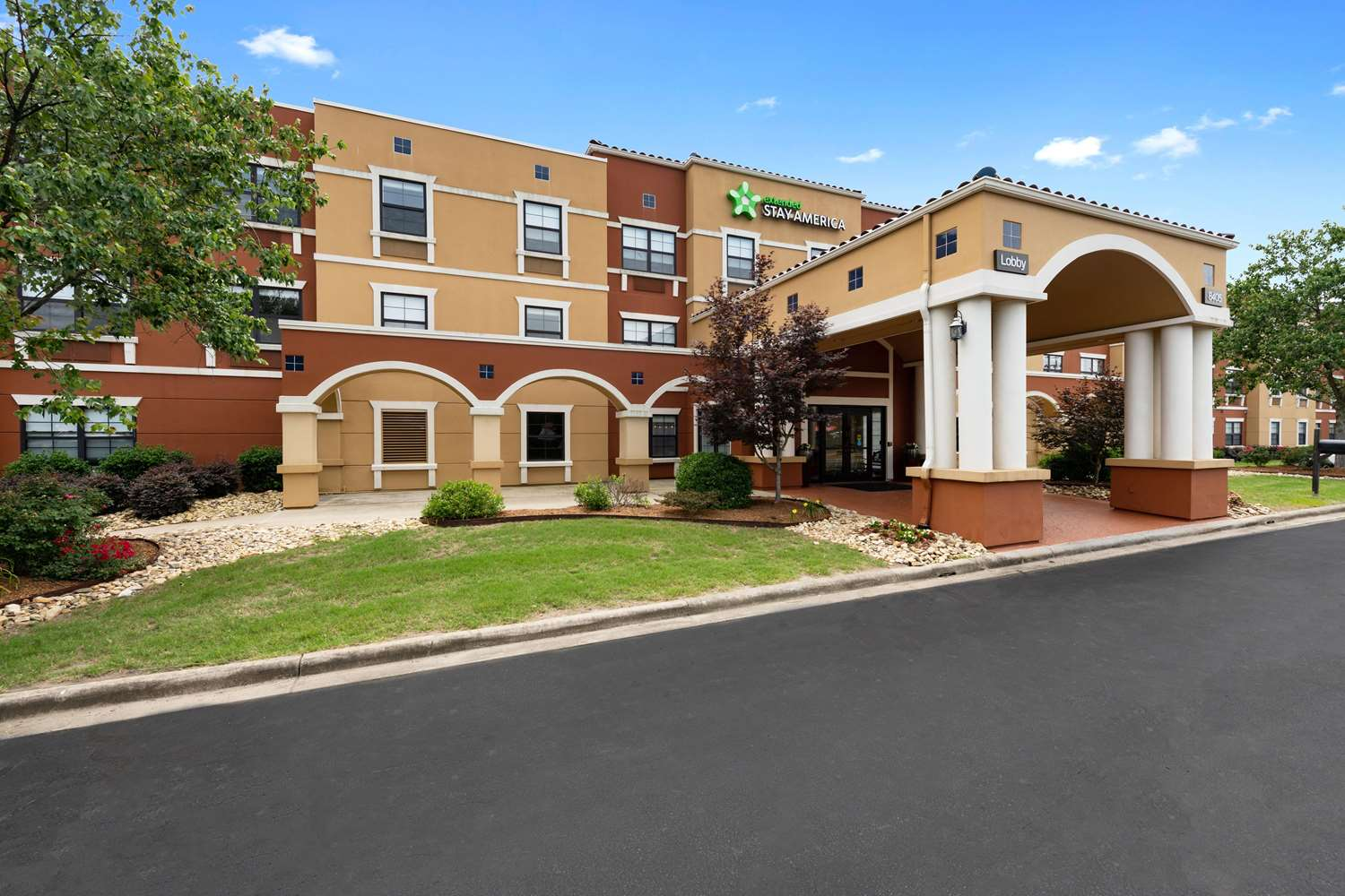 Exterior view - Extended Stay America Hotel Pineville-Matthews Rd Charlotte