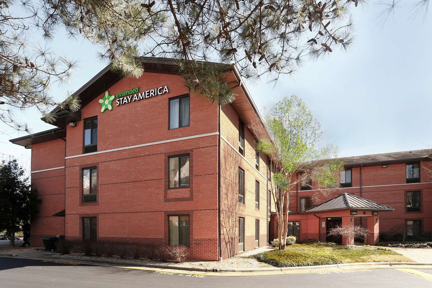 Exterior view - Extended Stay America Hotel Regency Parkway South Cary