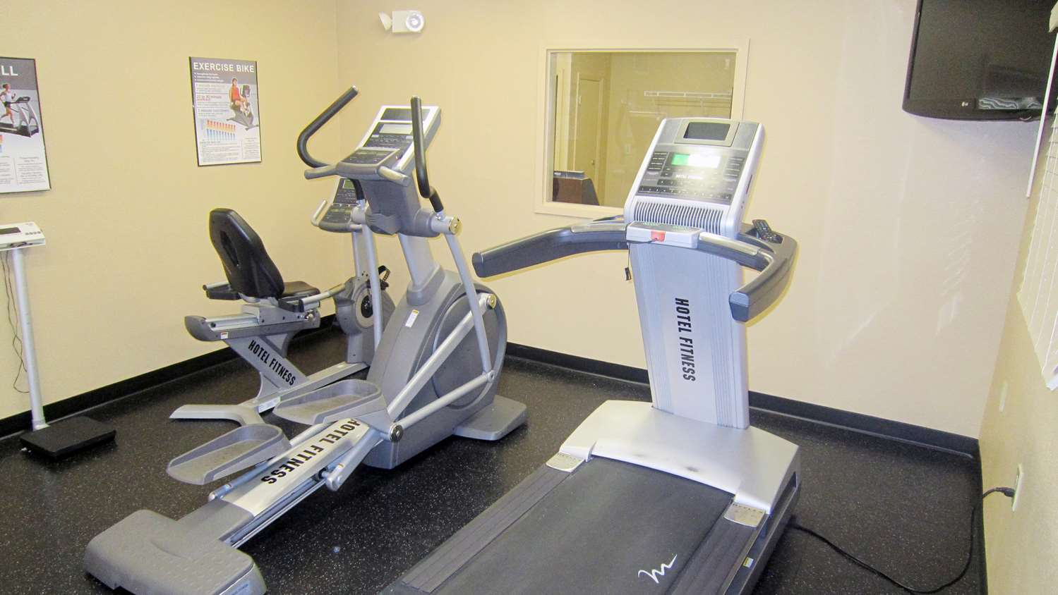 Fitness/ Exercise Room - Extended Stay America Hotel Vineland Road Orlando