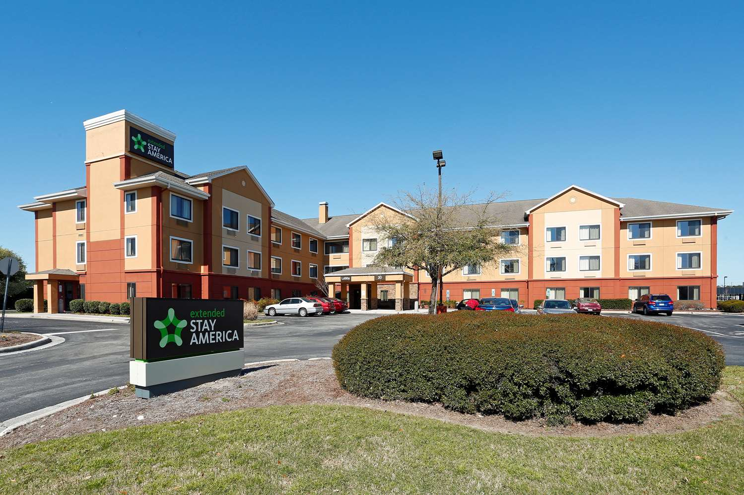 Exterior view - Extended Stay America Hotel Jacksonville