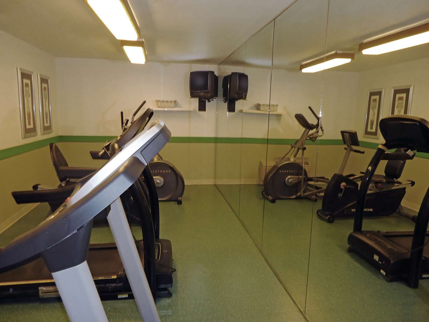 Fitness/ Exercise Room - Extended Stay America Hotel Airport Greensboro