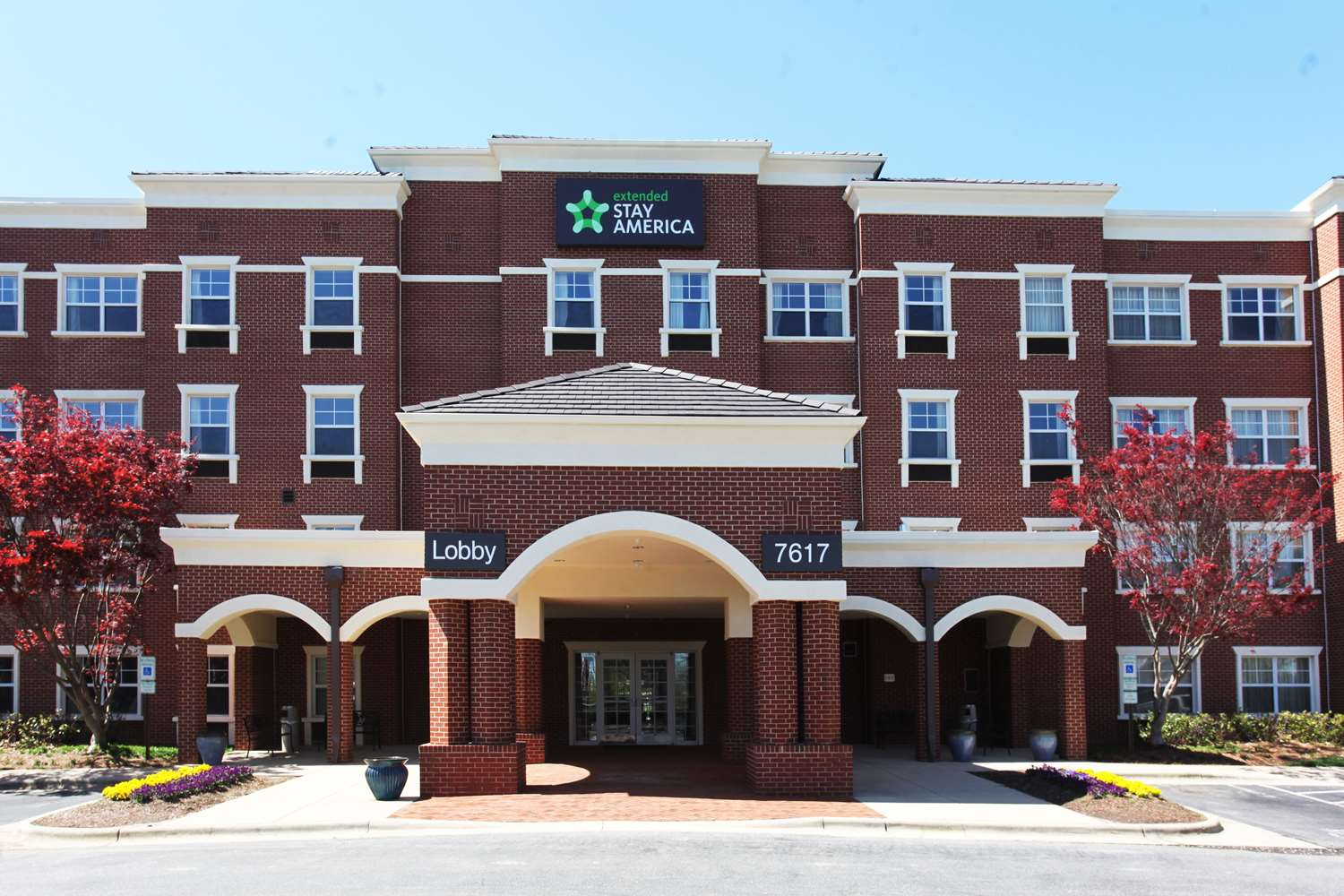 Exterior view - Extended Stay America Hotel Airport Greensboro