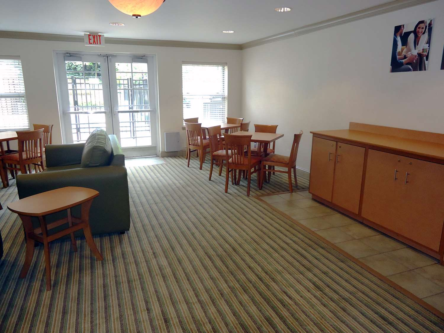 Restaurant - Extended Stay America Hotel Airport Greensboro