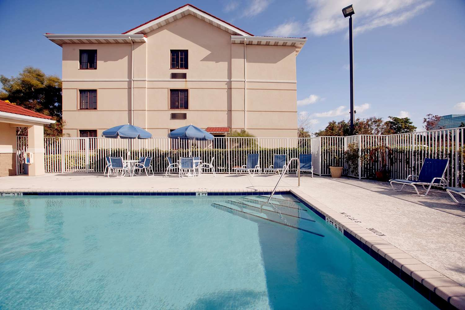 Pool - Extended Stay America Hotel North Glenside Richmond