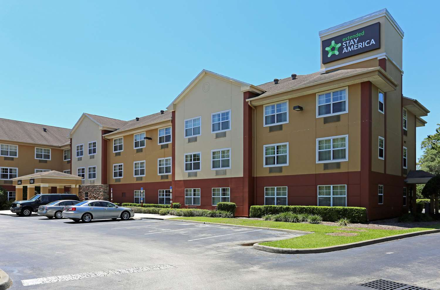 Exterior view - Extended Stay America Hotel 1036 Greenwood Blvd