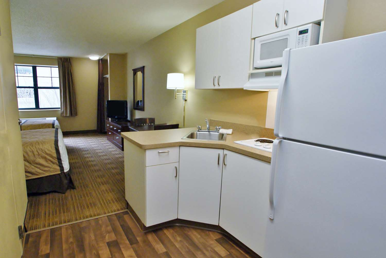 Room - Extended Stay America Hotel 1036 Greenwood Blvd