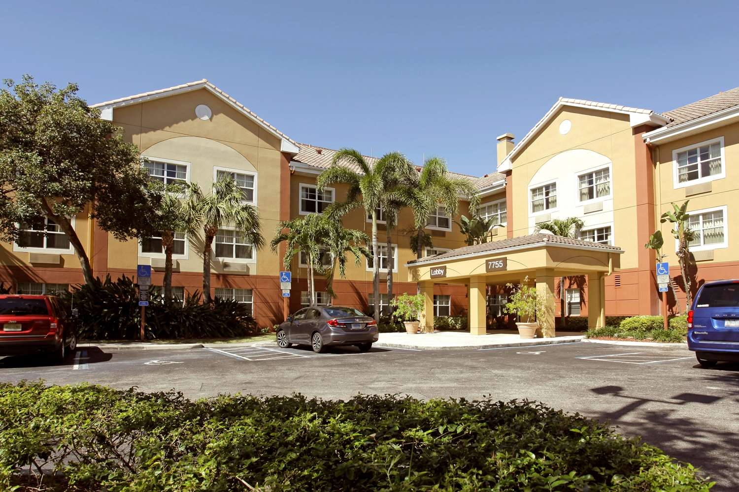 Exterior view - Extended Stay America Hotel Plantation