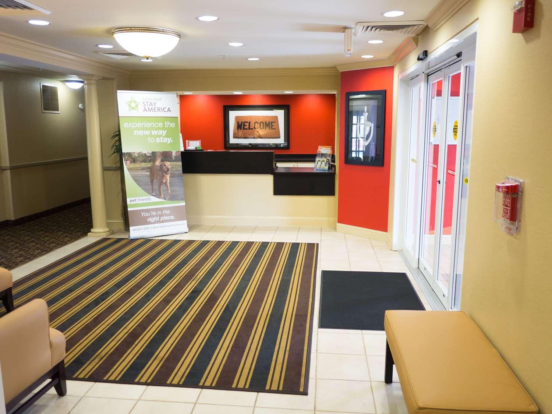 Lobby - Extended Stay America Hotel 6443 Westwood Blvd Orlando