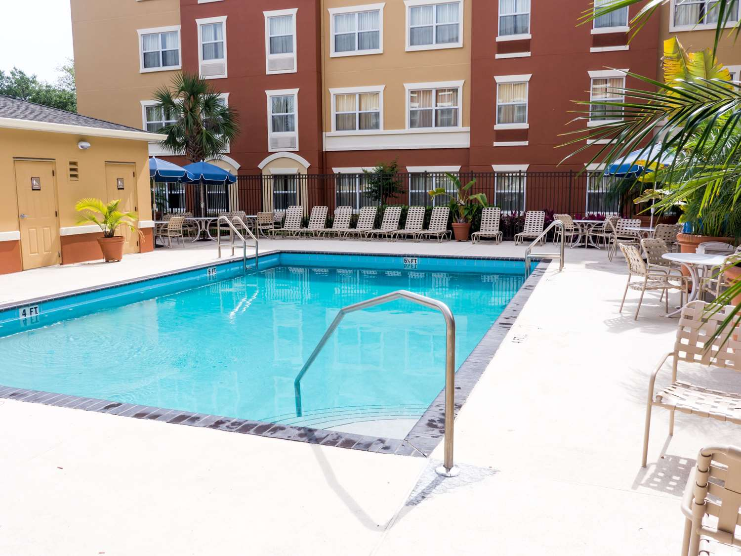 Pool - Extended Stay America Hotel 6443 Westwood Blvd Orlando
