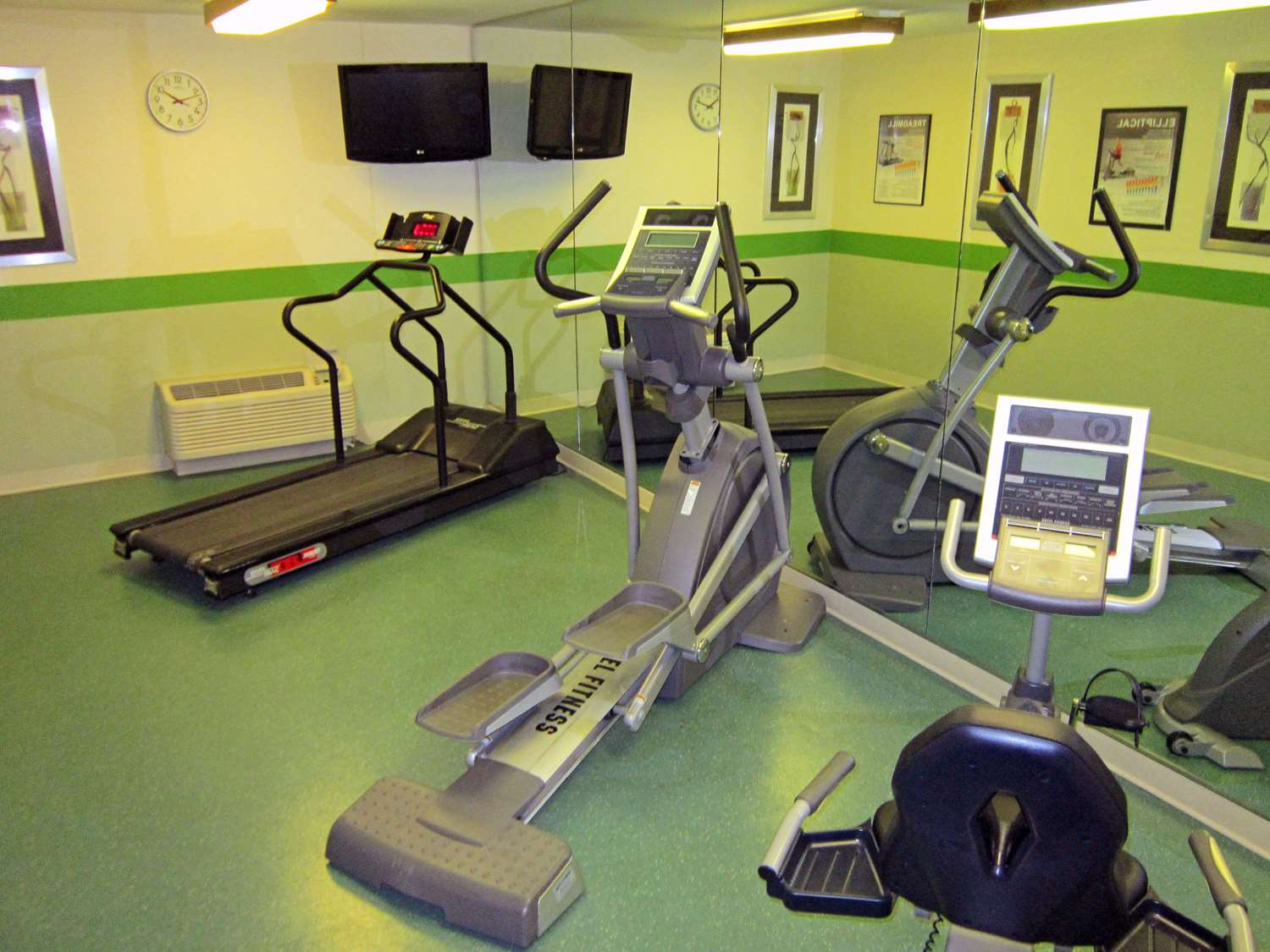 Fitness/ Exercise Room - Extended Stay America Hotel 6443 Westwood Blvd Orlando