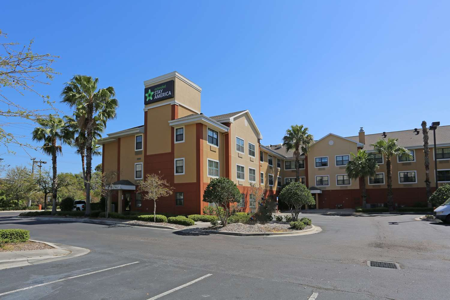 Exterior view - Extended Stay America Hotel Spruce Street Airport Tampa