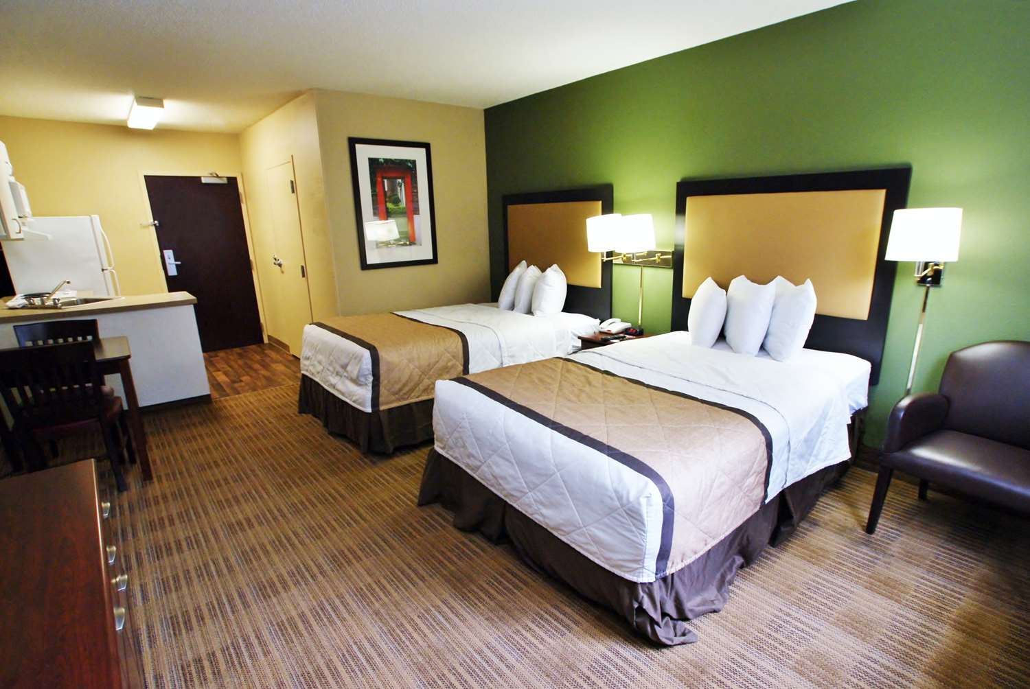Room - Extended Stay America Hotel Springfield
