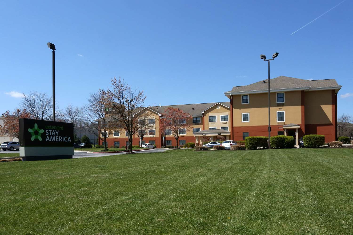 Exterior view - Extended Stay America Hotel Timonium