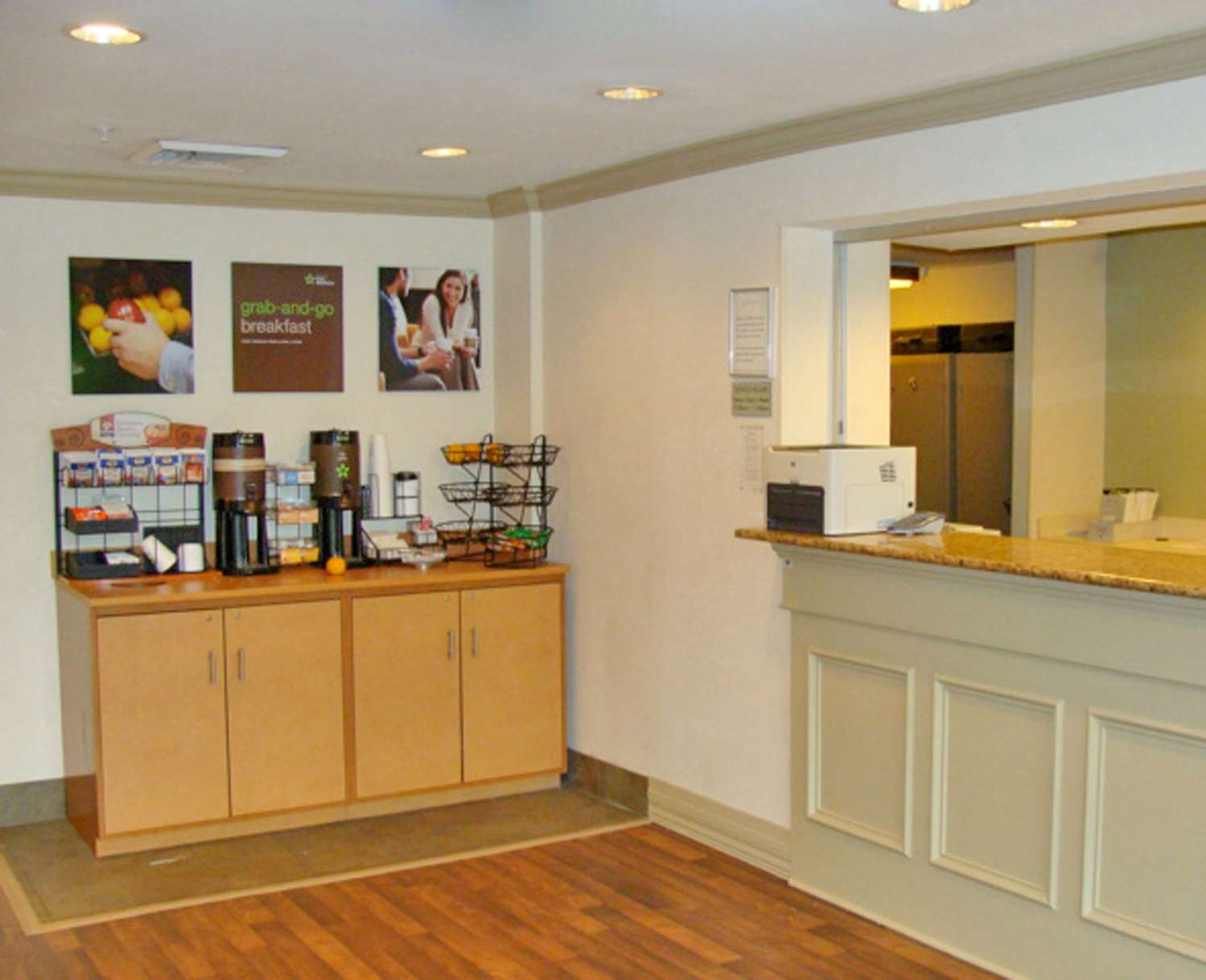 Lobby - Extended Stay America Hotel Pacilli Place Mt Laurel