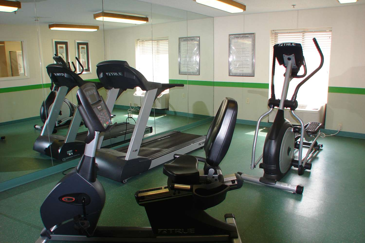 Fitness/ Exercise Room - Extended Stay America Hotel South Pittsburgh