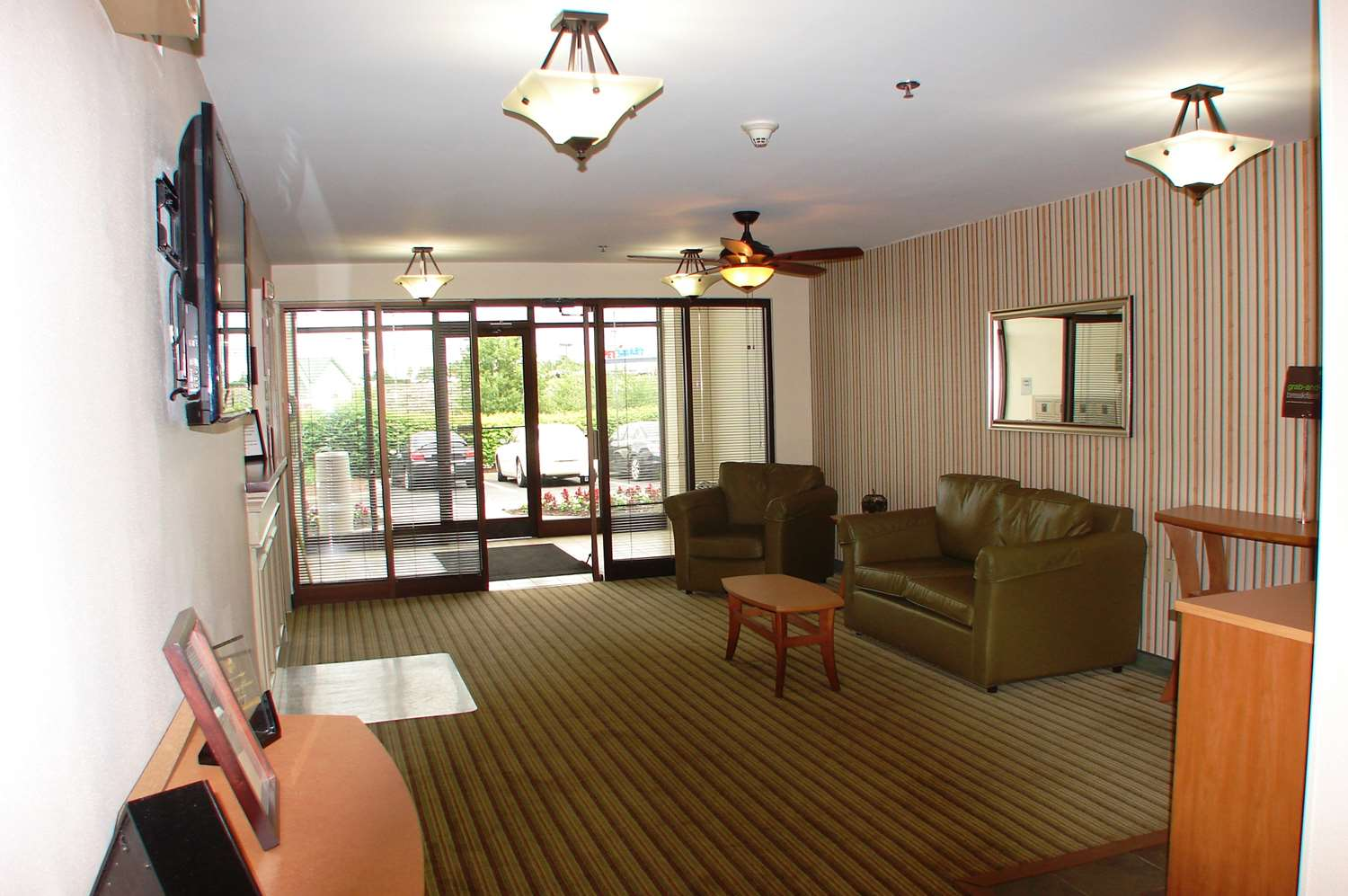 Lobby - Extended Stay America Hotel South Pittsburgh