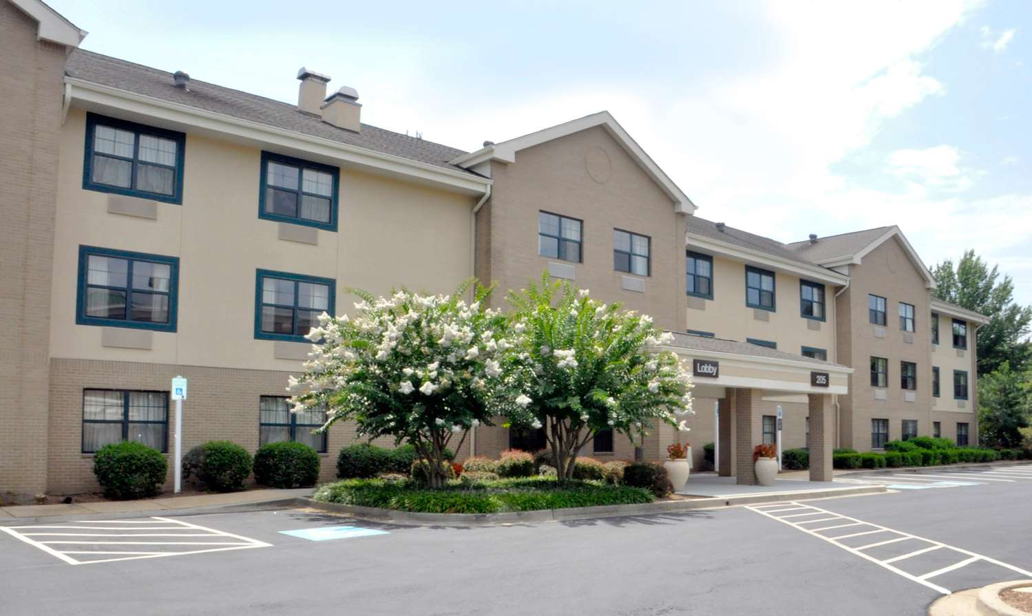 Exterior view - Extended Stay America Hotel Gaithersburg