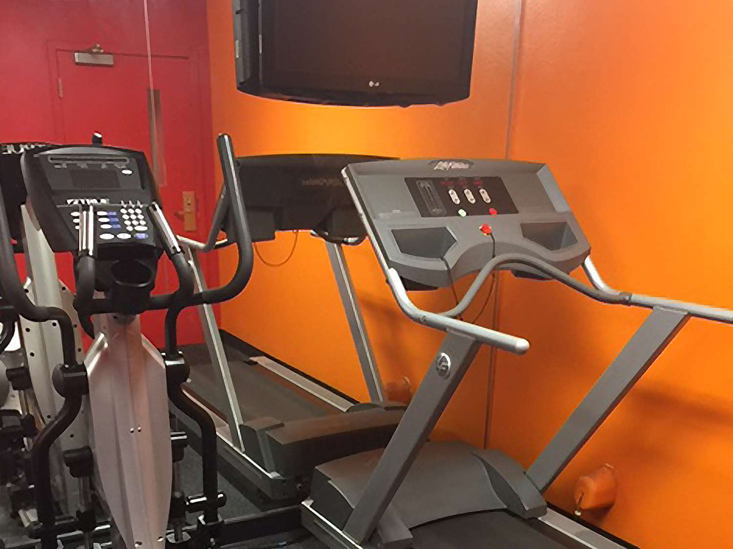 Fitness/ Exercise Room - Extended Stay America Hotel Elmsford