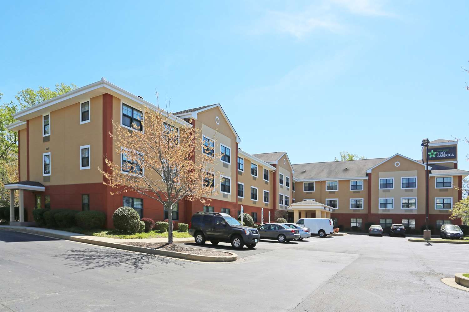 Exterior view - Extended Stay America Hotel Lexington Park
