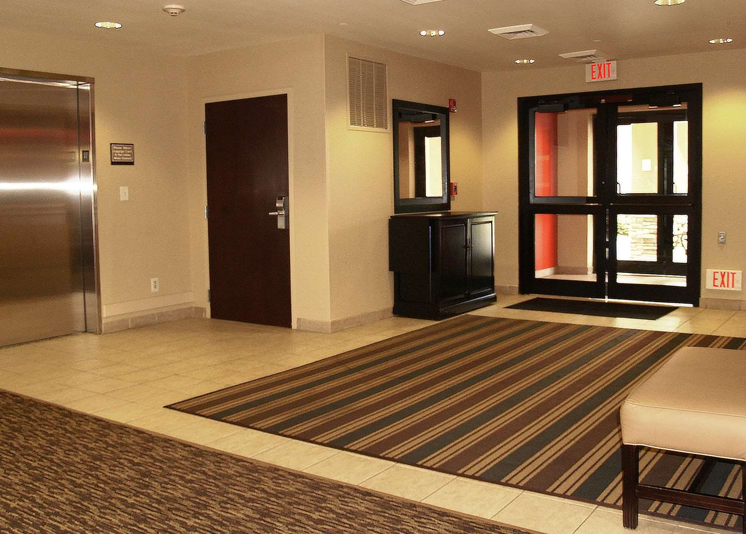 Lobby - Extended Stay America Hotel Bethlehem