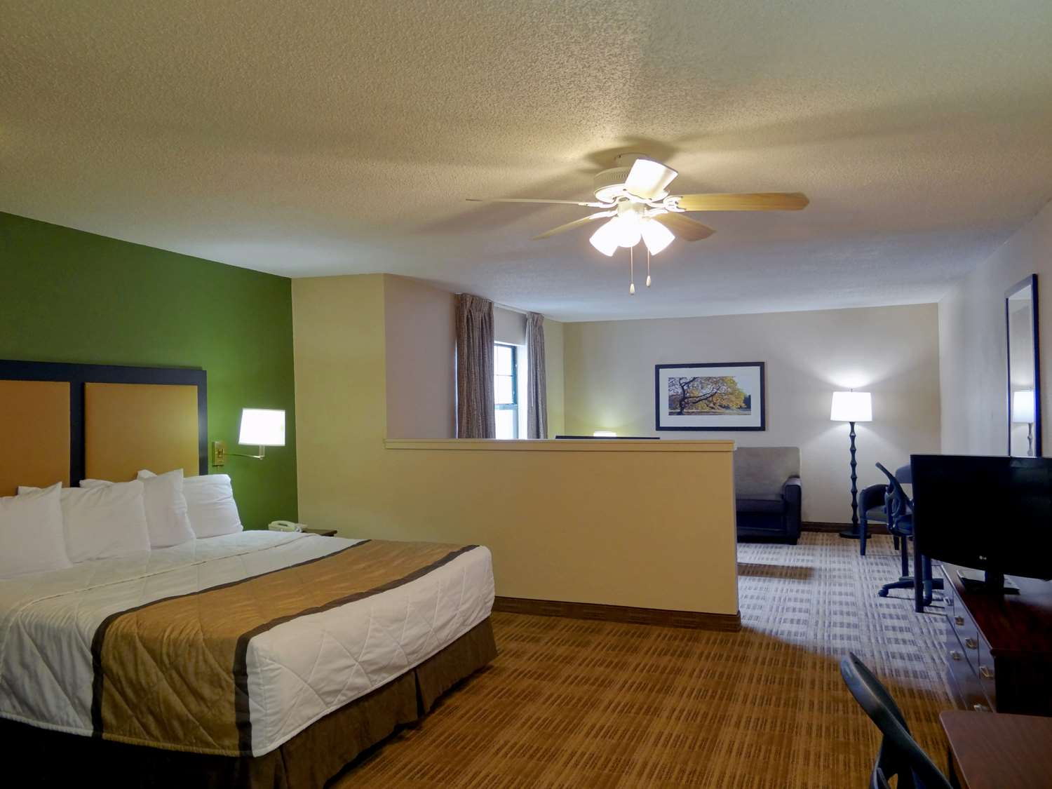 Room - Extended Stay America Hotel Meadowlands Secaucus