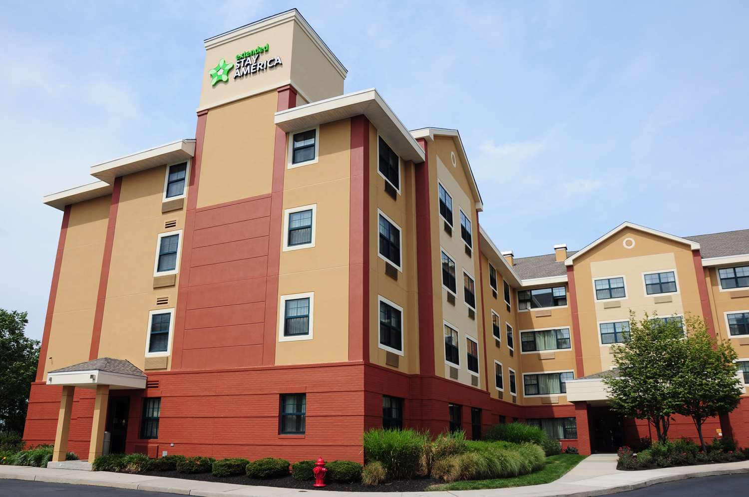 Exterior view - Extended Stay America Hotel Newark Airport Elizabeth