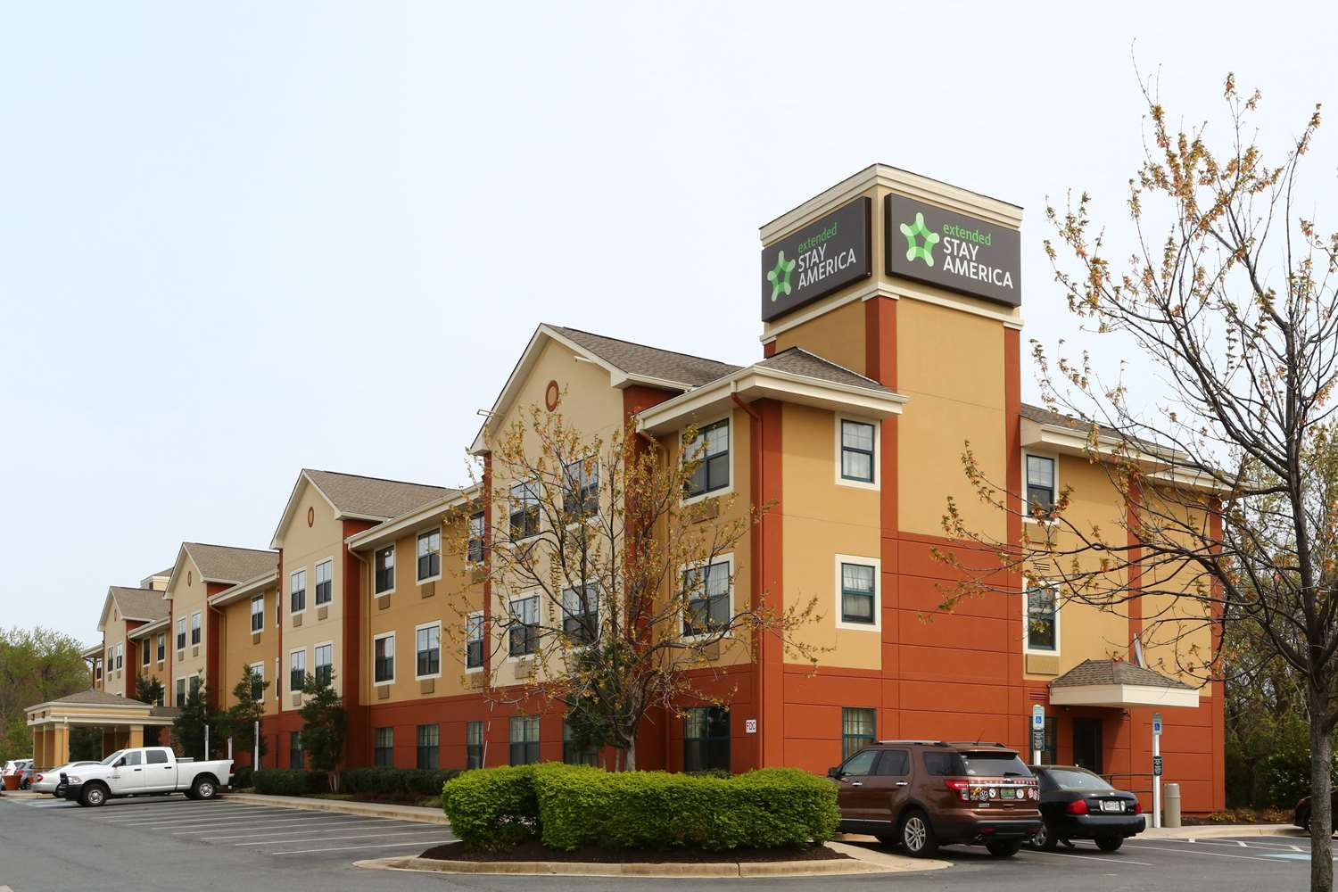 Exterior view - Extended Stay America Hotel Glen Burnie