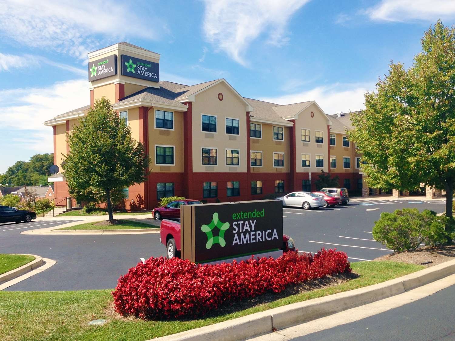 Exterior view - Extended Stay America Hotel Jessup