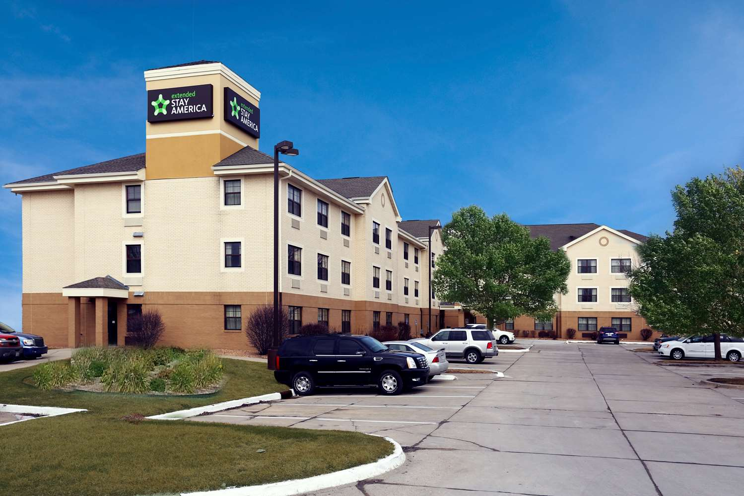 Exterior view - Extended Stay America Hotel Urbandale