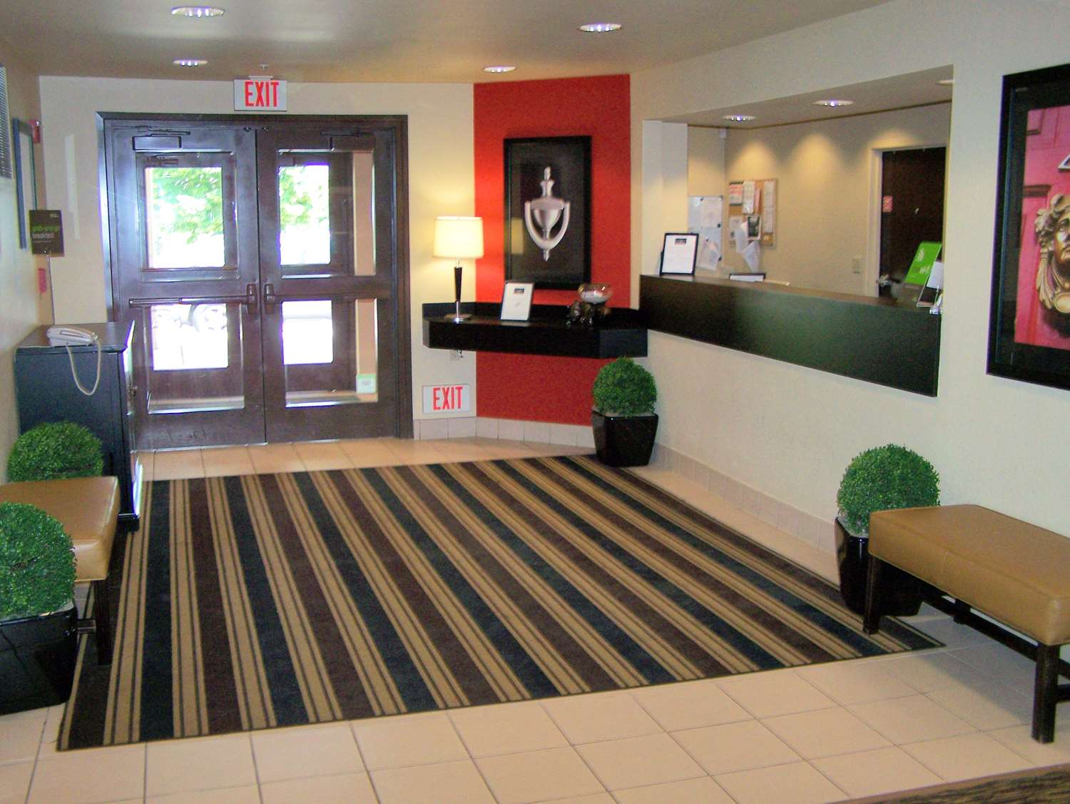 Lobby - Extended Stay America Hotel Woodbury