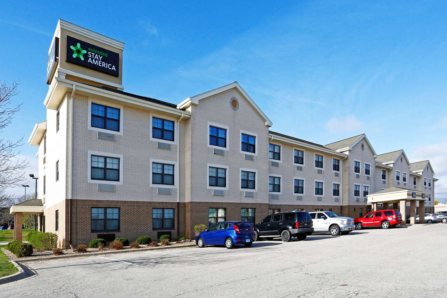 Exterior view - Extended Stay America Hotel North Rochester