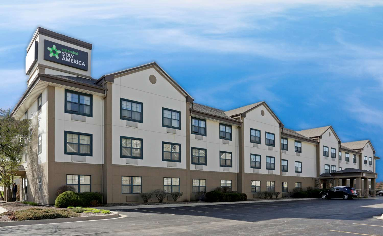 Exterior view - Extended Stay America Hotel Champaign