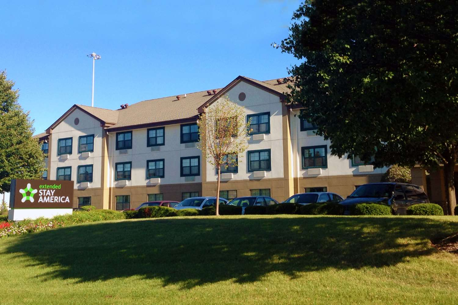 Exterior view - Extended Stay America Hotel Romeoville