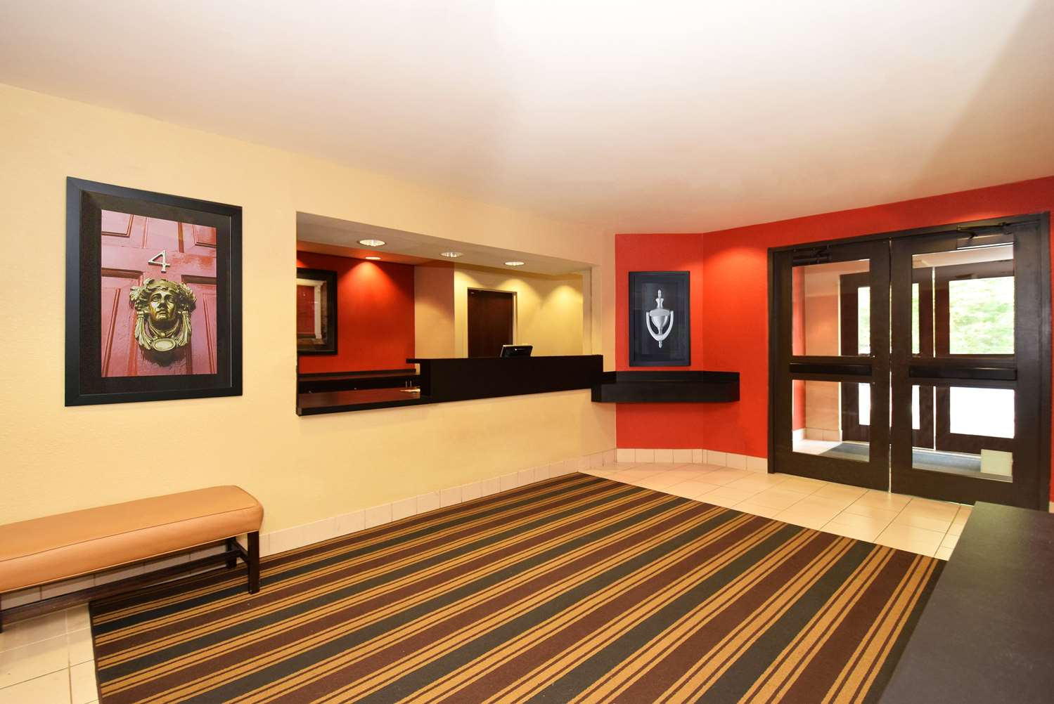 Lobby - Extended Stay America Hotel Romeoville