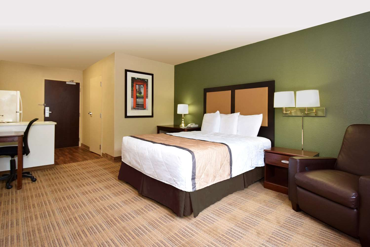 Room - Extended Stay America Hotel Castleton Indianapolis