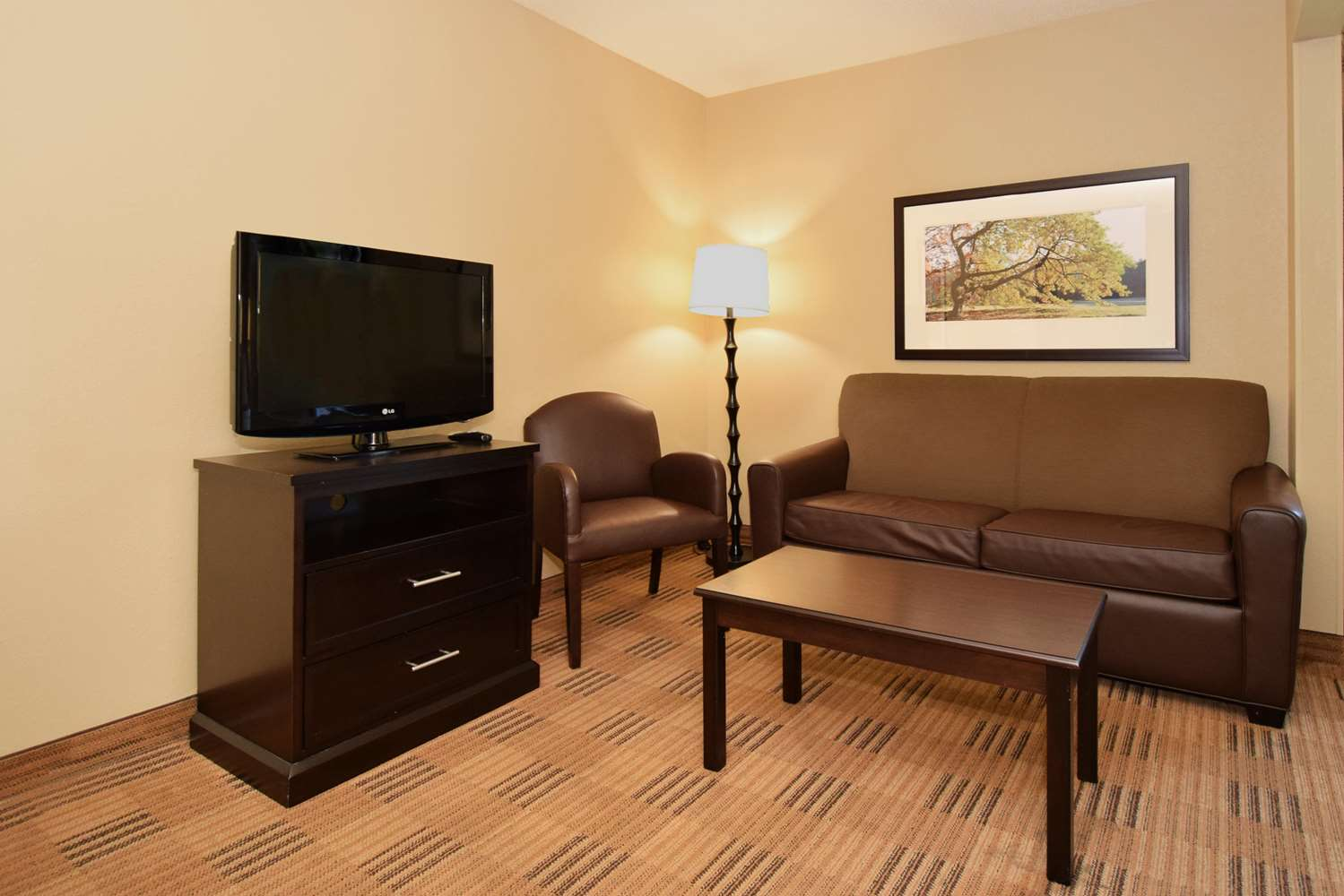Room - Extended Stay America Hotel University South Ann Arbor