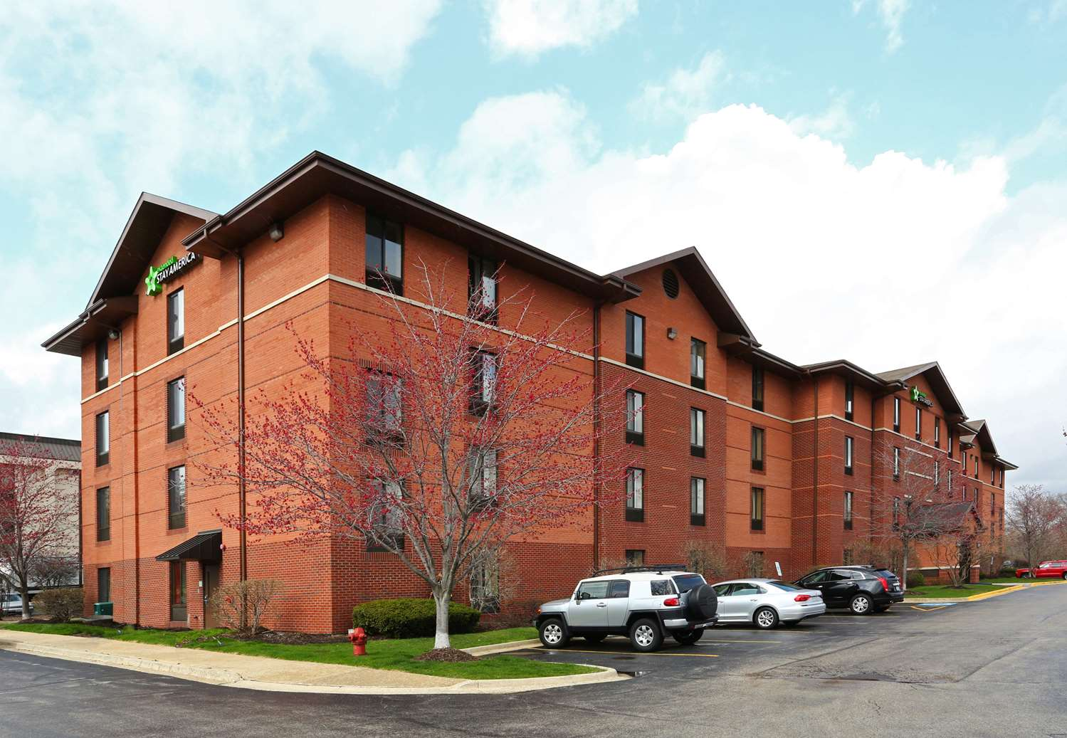 Exterior view - Extended Stay America Hotel Yorktown Center Lombard