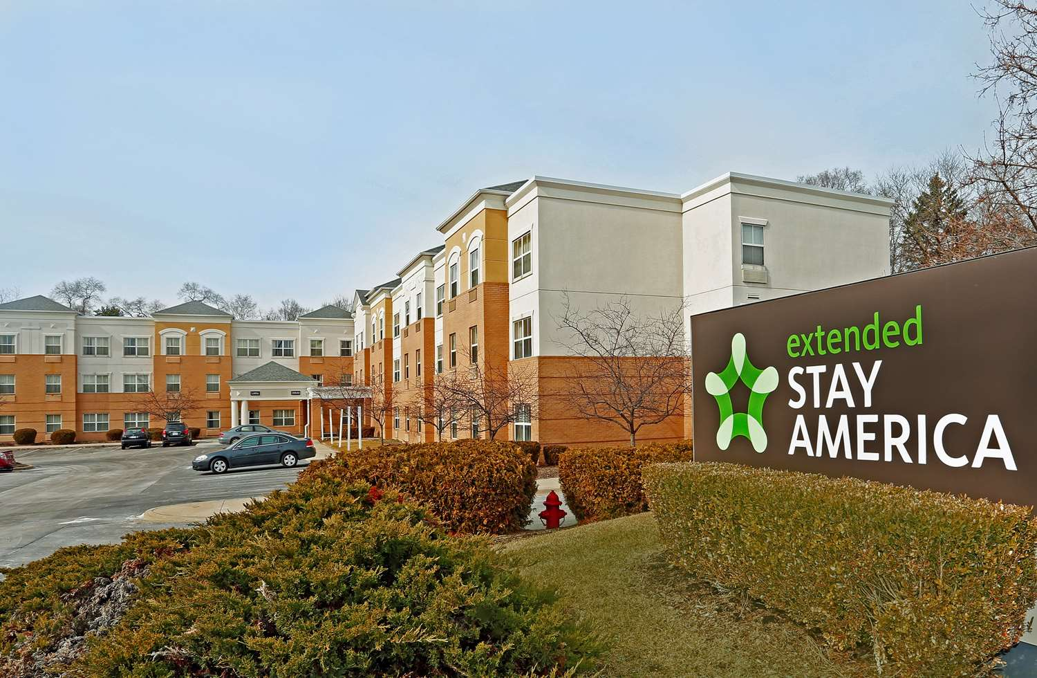 Exterior view - Extended Stay America Hotel Orchard Hill Place Novi